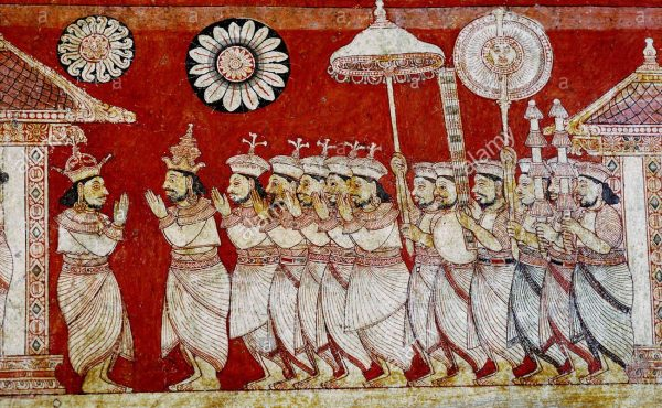 Kandyan Wall art
